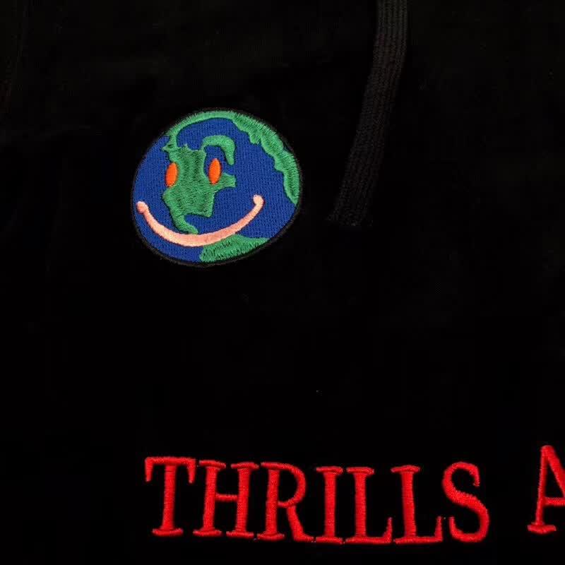 Astroworld World Peace Hoodie - _ Merchandise