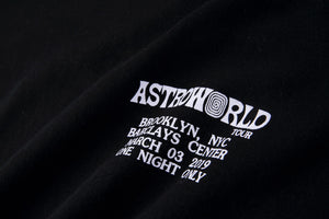 One Night Brooklyn NYC Shirt - Astroworld Merchandise