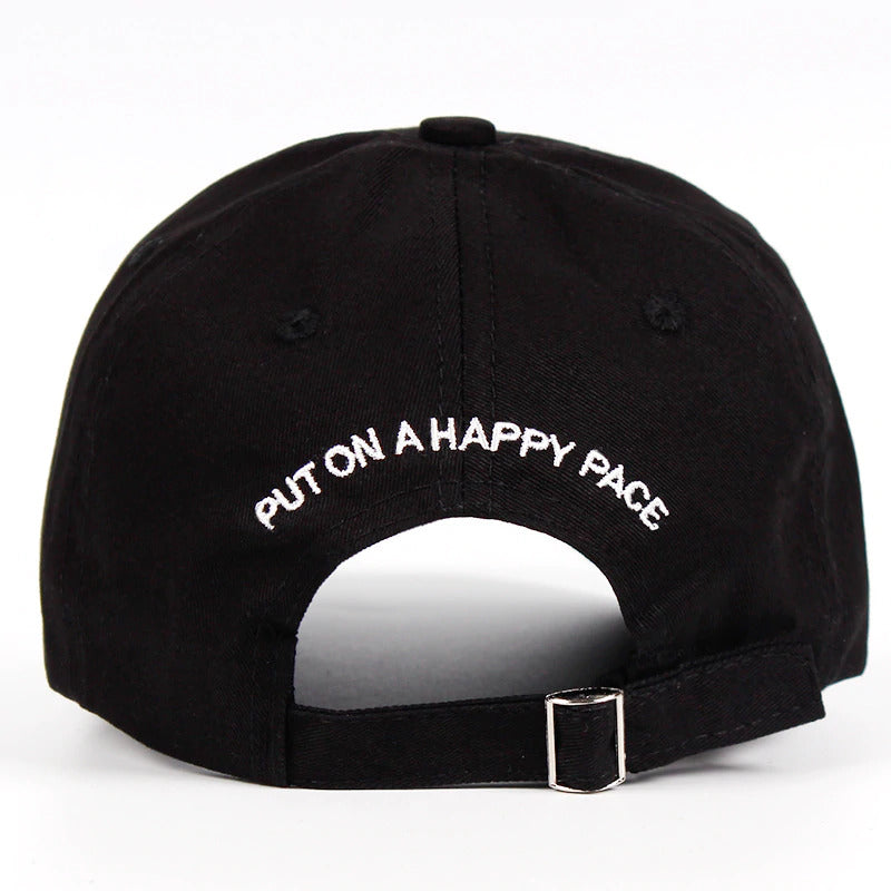 Happy Face Hat - Astro Merch Store【 Limited Travis Scott Collection 】