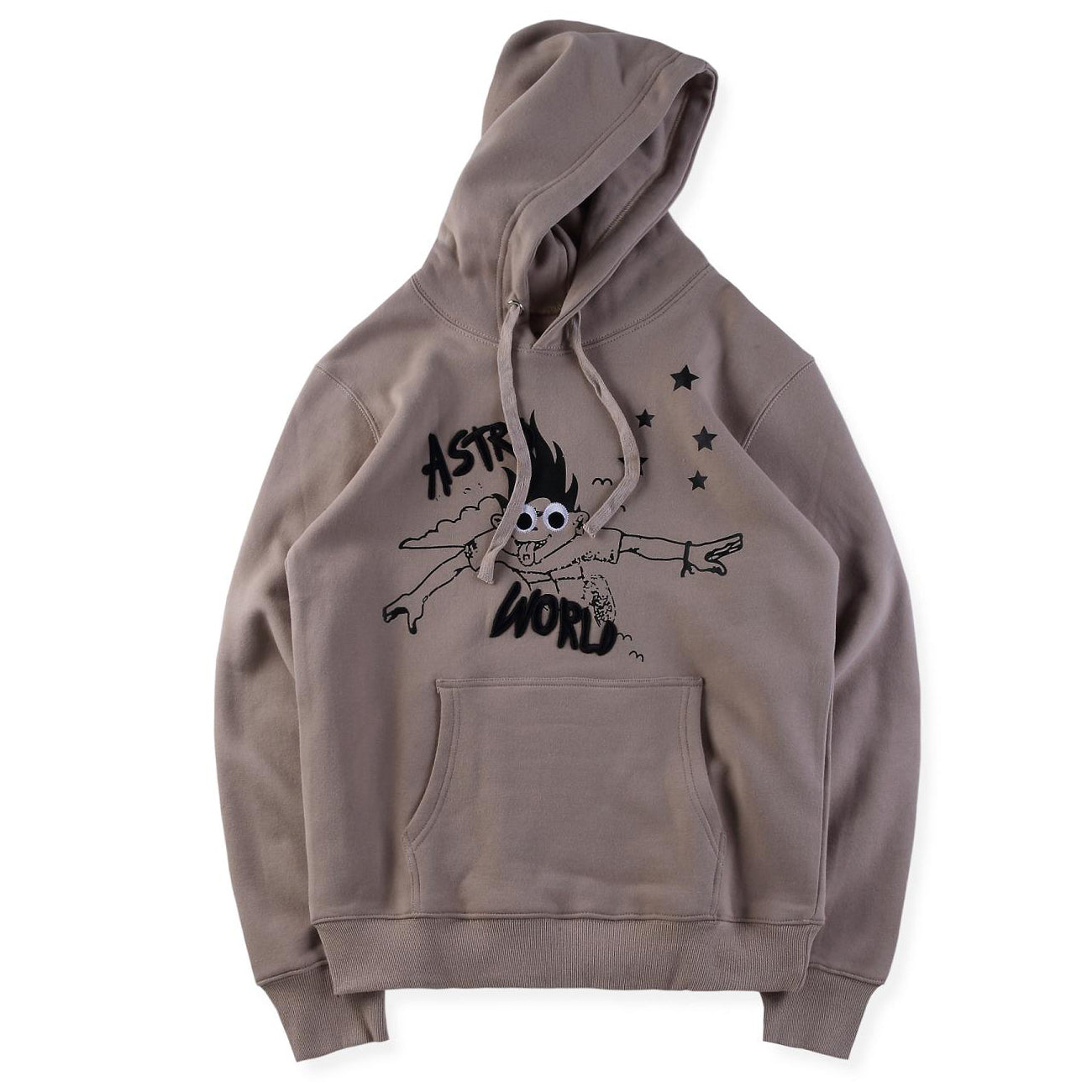 Look Mom I Can Fly Embroidered Hoodie Astroworld (Best Quality) - AstroWorlds Merch【Limited Collection 】