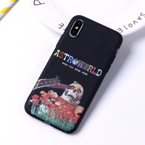 Astroworld iPhone Cases - AstroWorlds Merch【Limited Collection 】