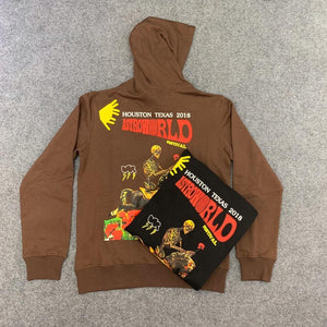 Astroworld Festival Hoodie (Best Selling) - AstroWorlds Merch【Limited Collection 】
