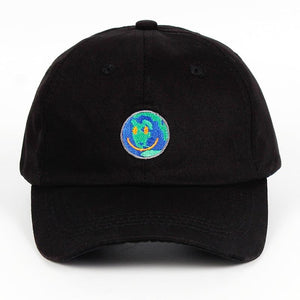 Happy Face Hat (Best Selling) 🔥 - AstroWorlds Merch【Limited Collection 】