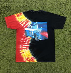 Astroworld x Jack Boys Hotwheels Racing Tie Dye Shirt - AstroWorlds Merch【Limited Collection 】