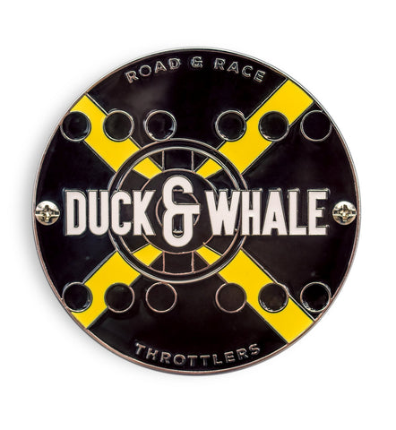 Duck & Whale Throttlers Grill Badge