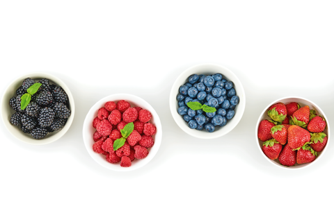 Berries for a healthy heart