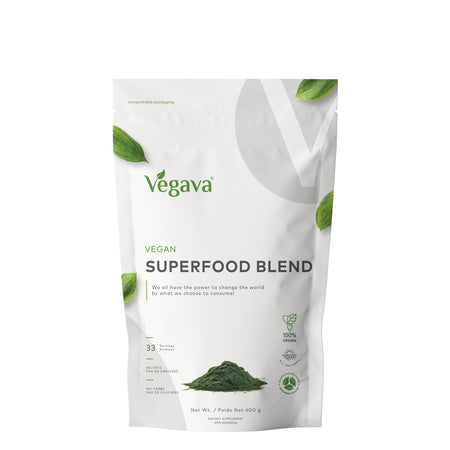 All Natural Vegan Supergreens