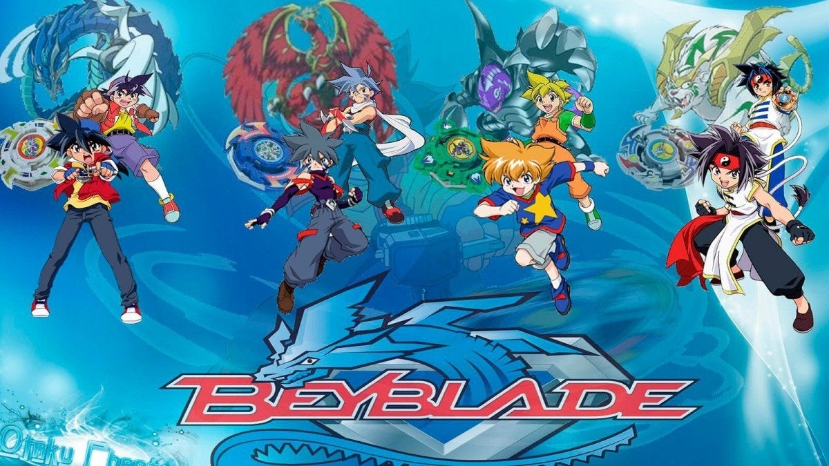 Beyblade Bakuten Shoot