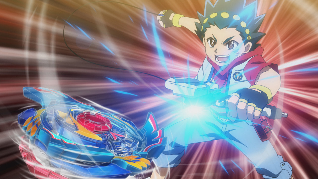 Nouvelles toupies Beyblade