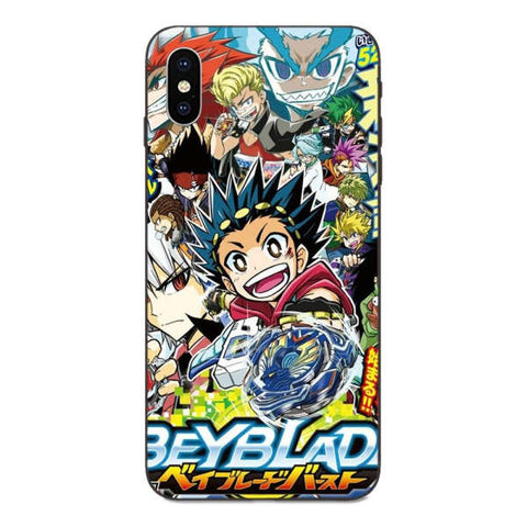 Coque Xiaomi Beyblade Burst Evolution