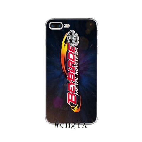 Coque LG ou One Plus Beyblade Metal Masters