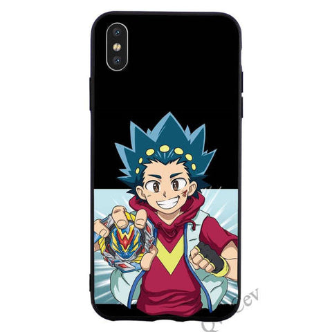 Coque iPhone Beyblade  Valt