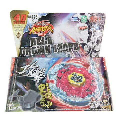 toupie Beyblade Hell Crown