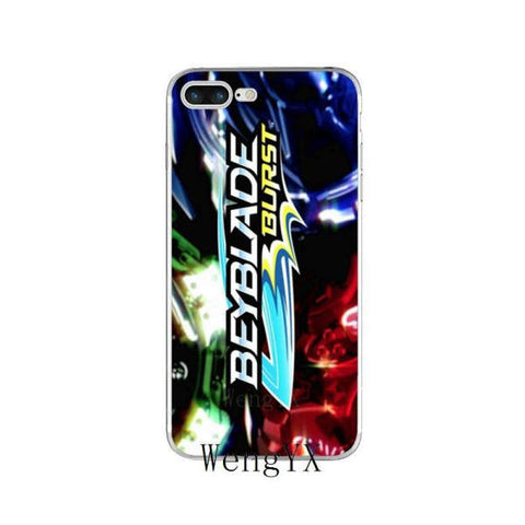 Coque LG ou One Plus Beyblade Burst