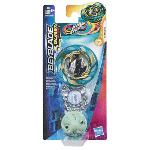 Toupie Beyblade Burst Rise Air Knight K5 8' Valor-H