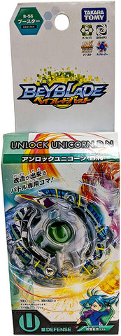 Toupie Beyblade Burst Unlock Unicorn Down Needle