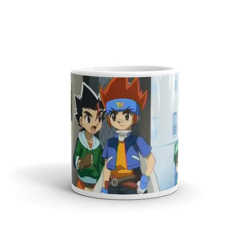 Mug Beyblade Metal Masters L'intrigue s'épaissit