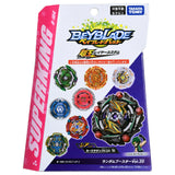 Toupie Beyblade Superking Earth Aquila