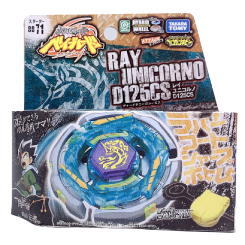 Toupie Beyblade Ray Striker