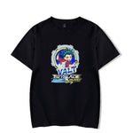 T shirt Beyblade Burst Evolution Valt Aoi Noir