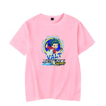T shirt Beyblade Burst Evolution Valt Aoi Rose