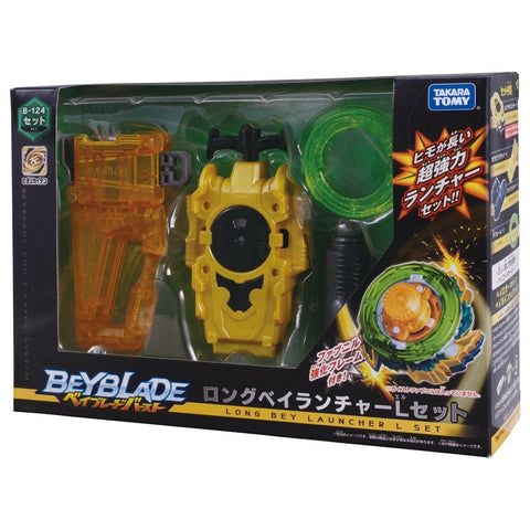 Kit de lancement Long BeyLauncher L Takara Tomy B 124