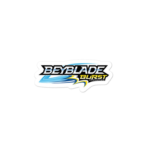 Stickers Beyblade Burst Evolution petite taille