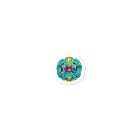 Stickers Beyblade Burst Beat Kukulcan 7Under Hunter