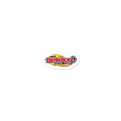 Stickers Beyblade Metal Fusion petite taille