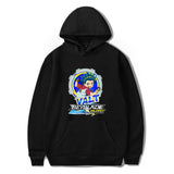 Sweat à capuche Beyblade Burst Evolution Valt Aoi noir