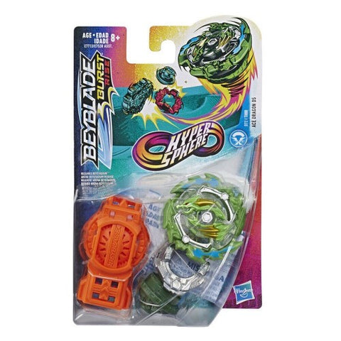 Toupie Beyblade Burst Rise Ace Dragon D5 Sting Charge I-H