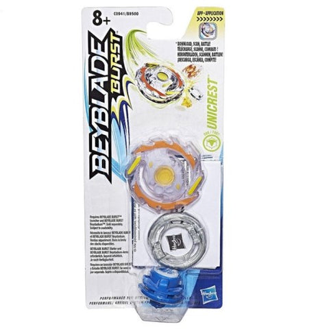 Toupie Beyblade Unicrest Ring Defense