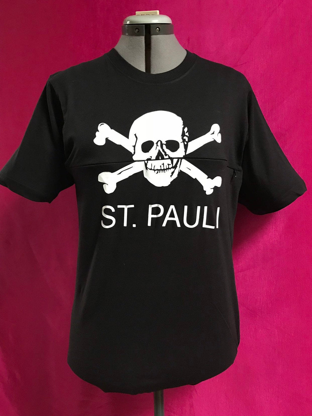 St Pauli Breastfeeding Shirt (YL)