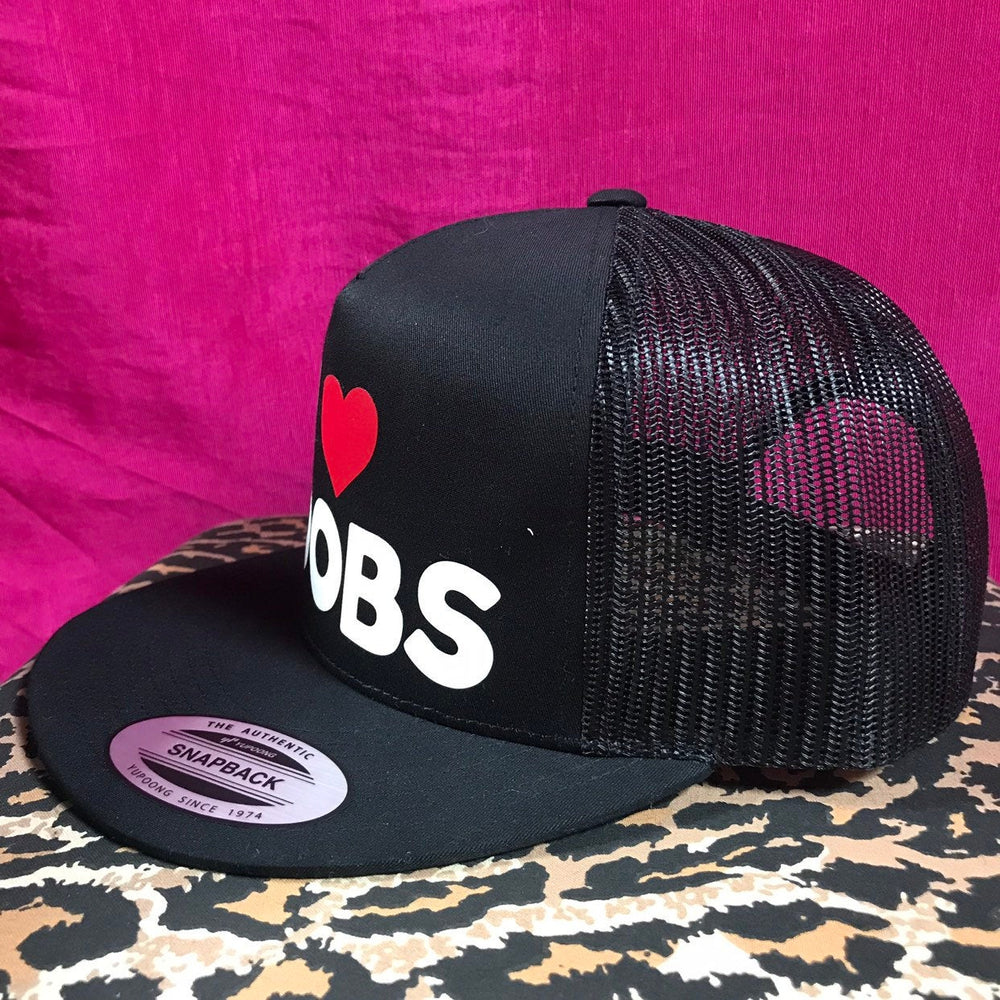 I Love Boobs hat (ADULT)