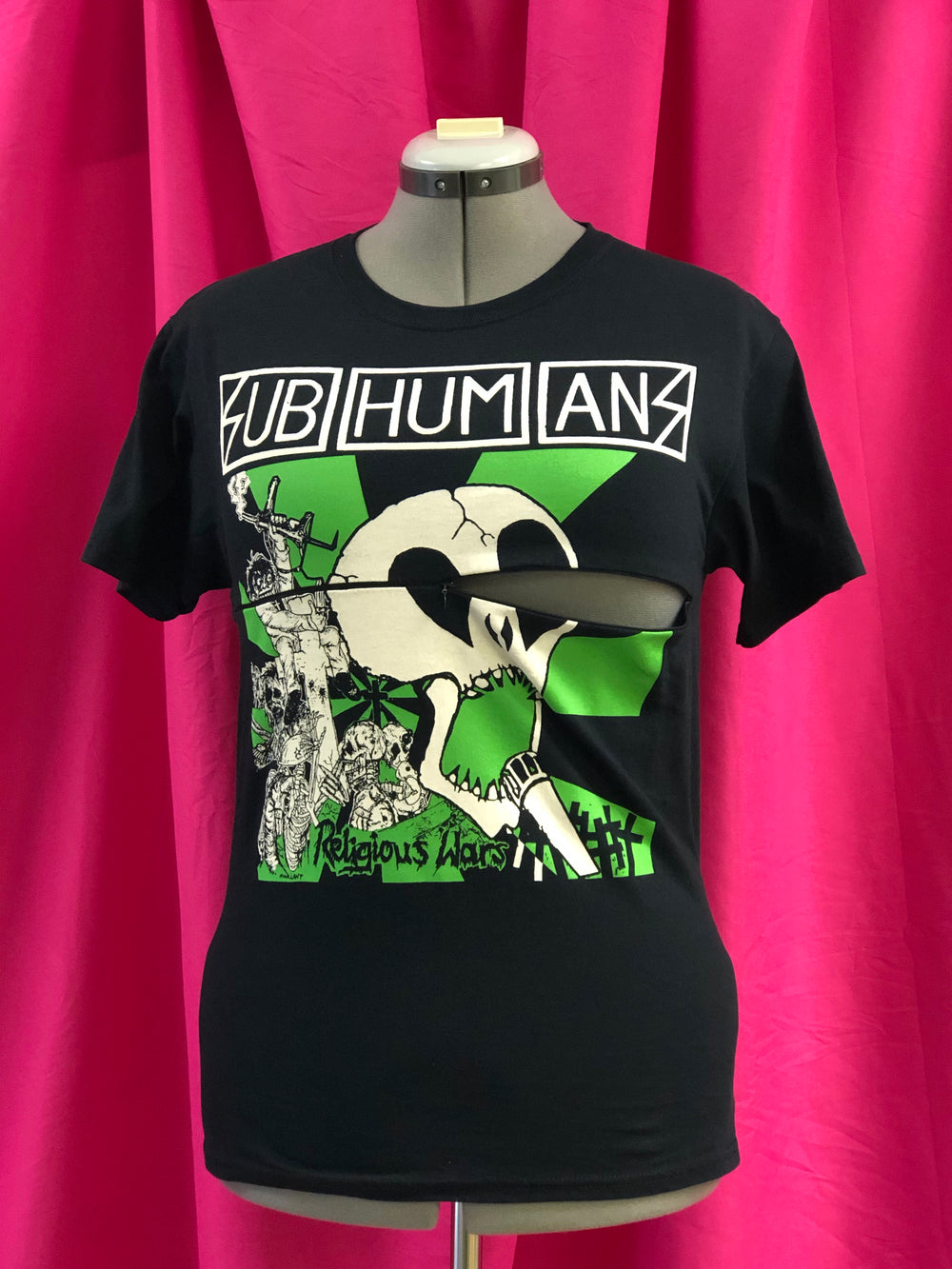 Subhumans Bodyfeeding Shirt (S)