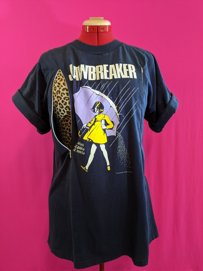 Jawbreaker Breastfeeding Shirt (XL)