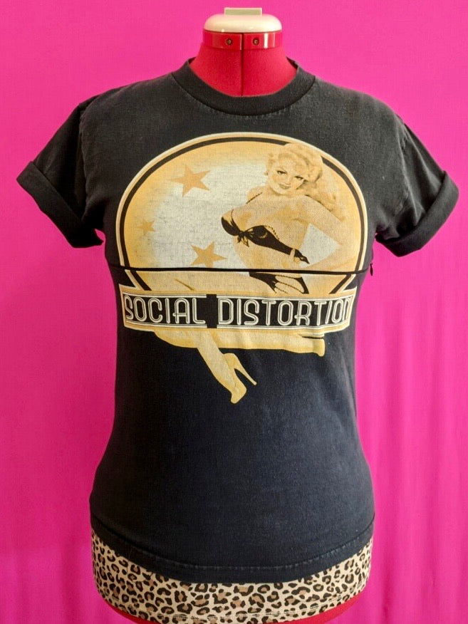 Social Distortion Breastfeeding Shirt (S)