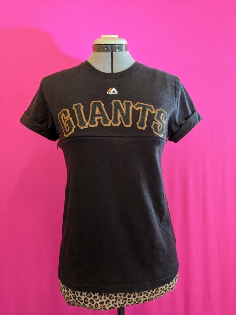 SF Giants Breastfeeding Shirt (YL)