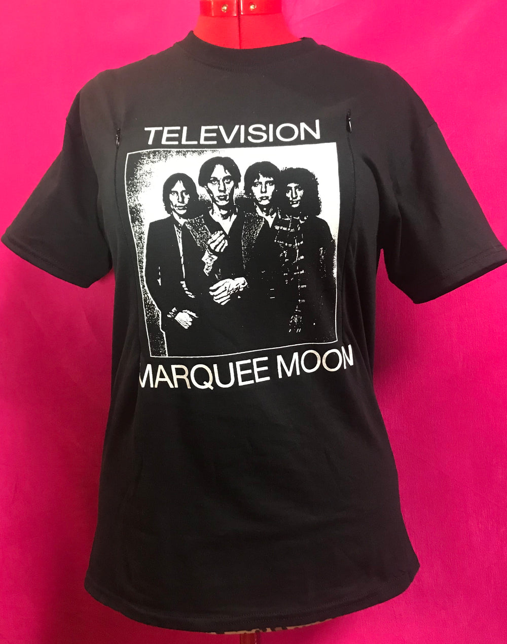 Television Marquee Moon Breastfeeding Shirt (M)