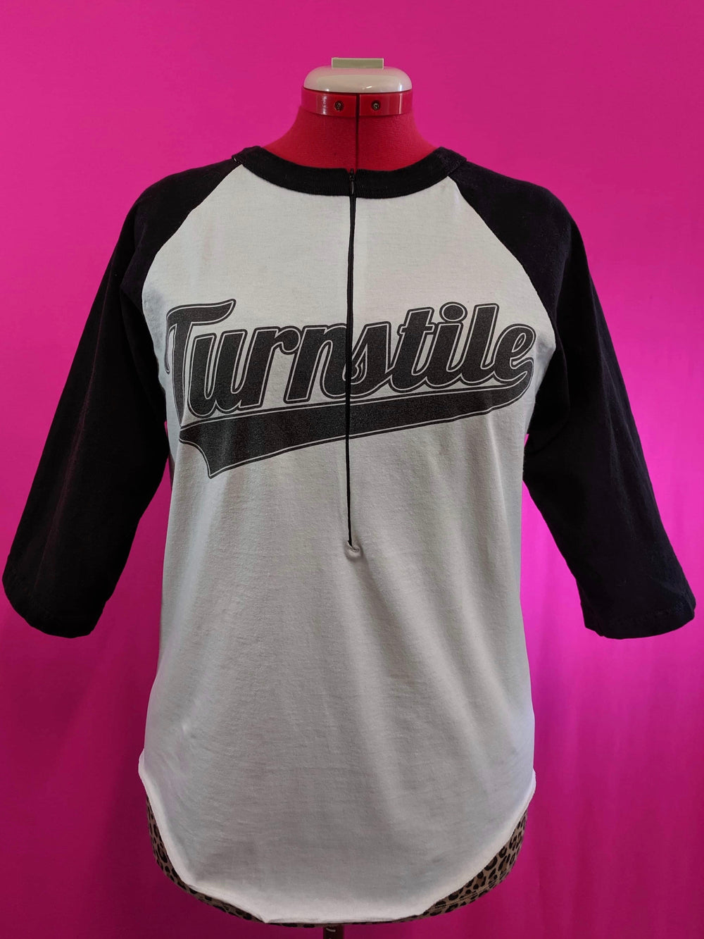 Custom Order: Turnstile Breastfeeding Shirt (1 of 2)