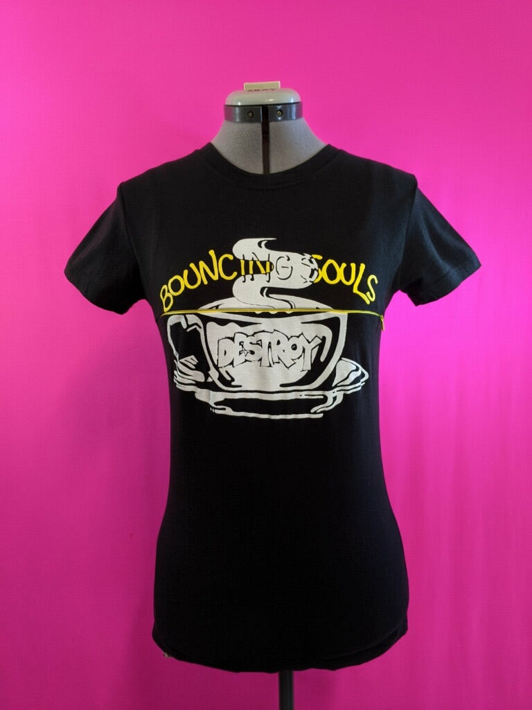 Bouncing Souls Breastfeeding Shirt (*M)