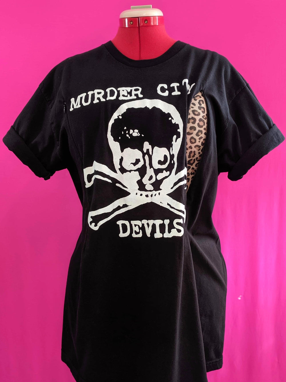 Murder City Devils Breastfeeding Shirt (XXL)