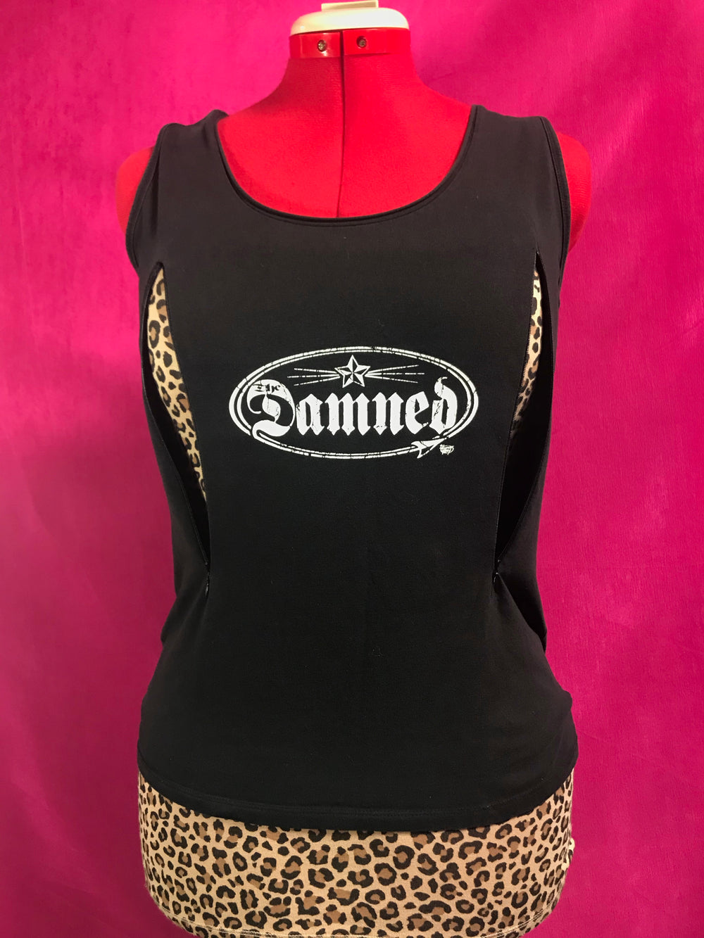 The Damned Breastfeeding Shirt (M*)