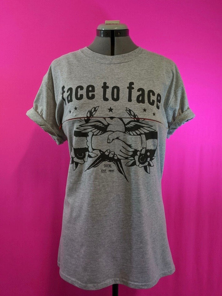 Custom Order: Face to Face