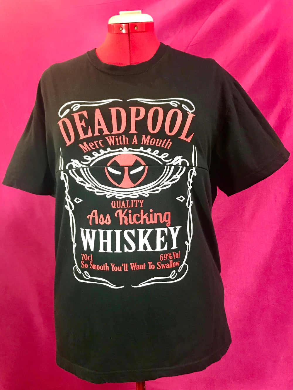 Deadpool Breastfeeding Shirt (XL)