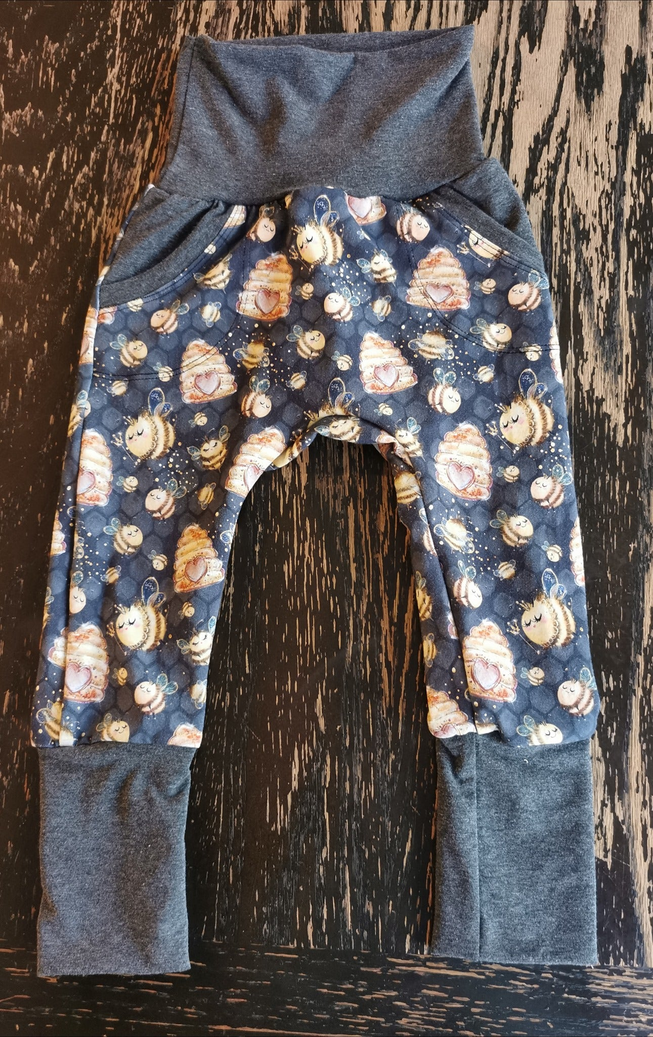 Bees Grow With Me Pants