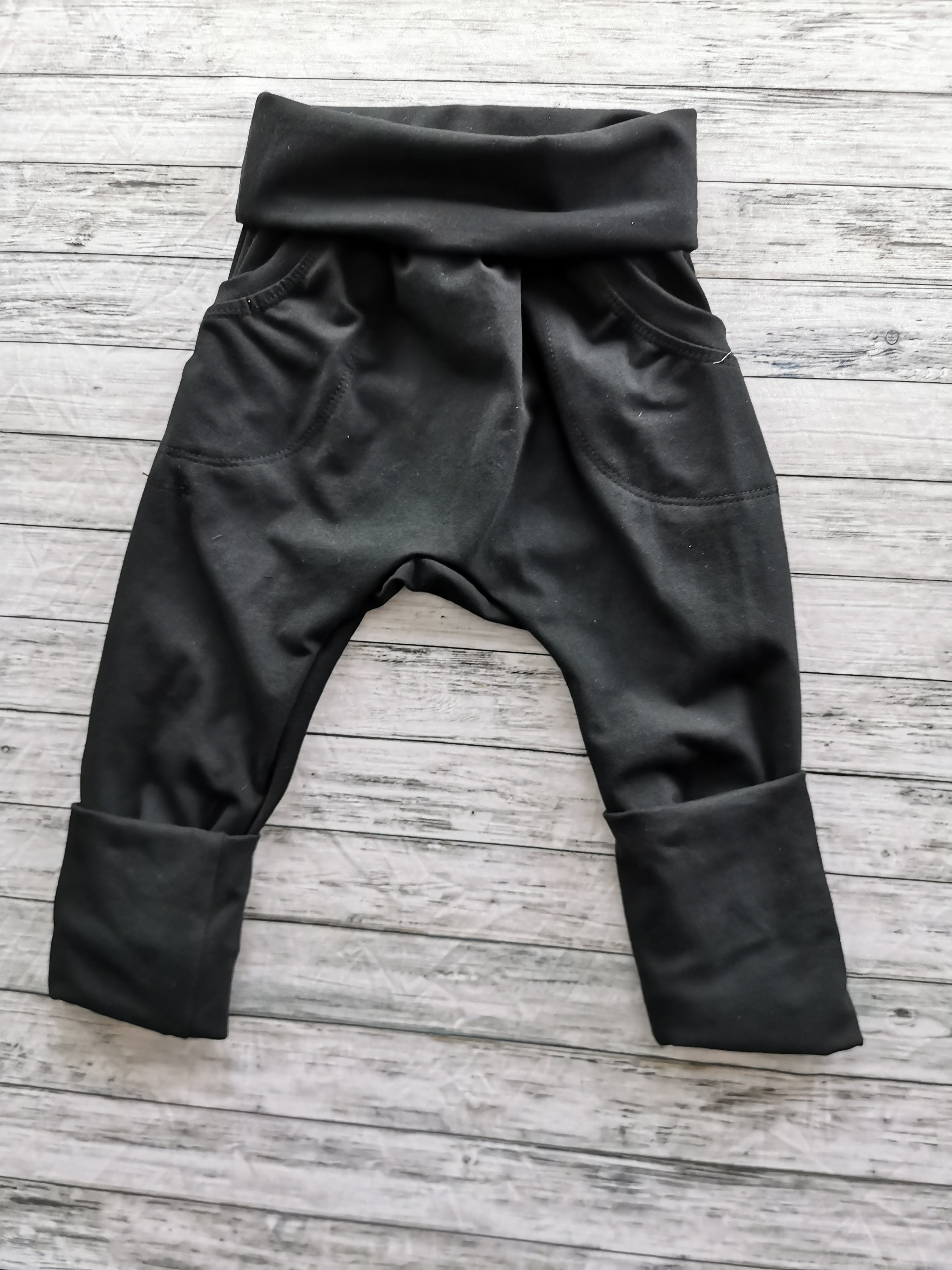Basic Children's Grow With Me Pants