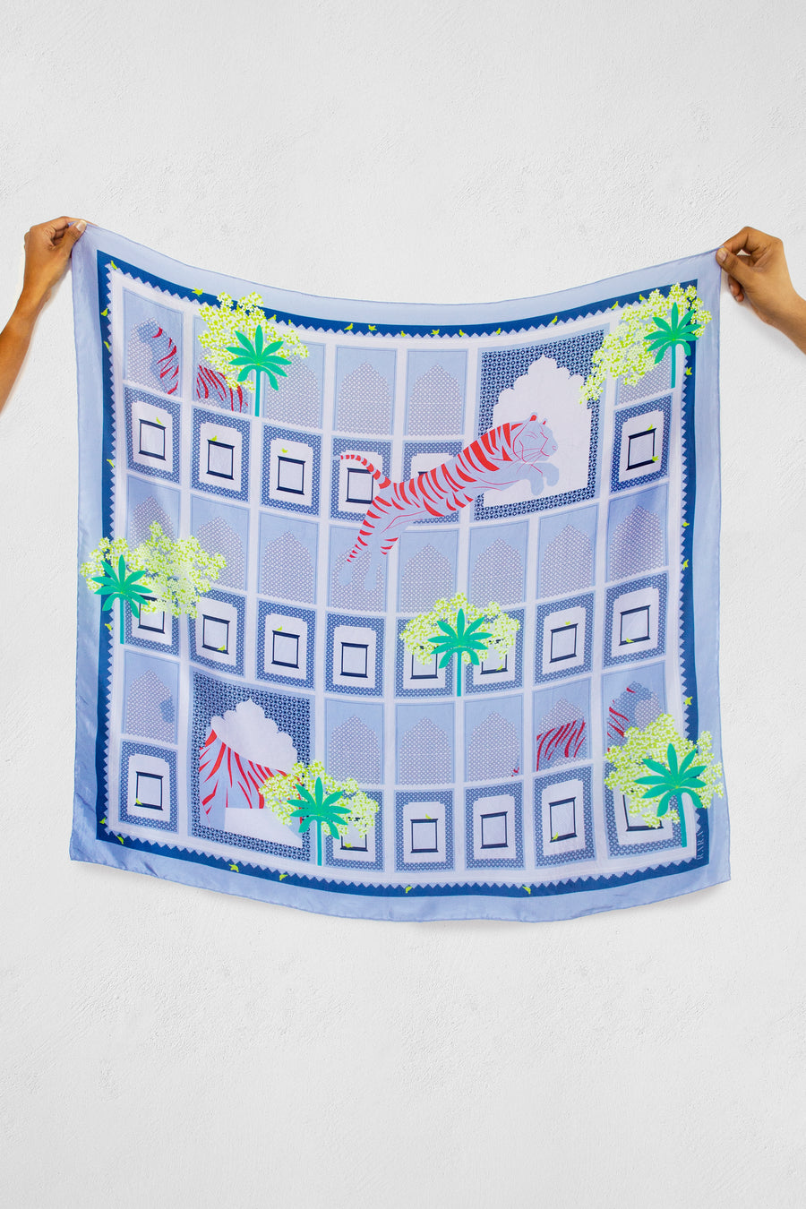 Haveli - Medium Scarf