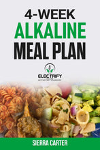 Load image into Gallery viewer, 4-Week Alkaline Meal Plan