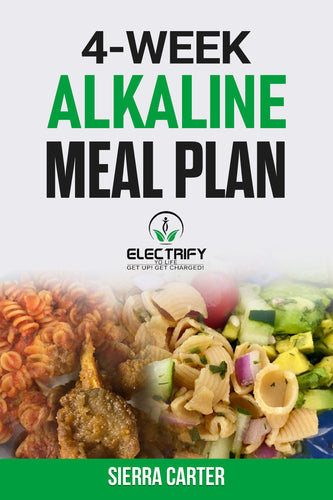 4-Week Alkaline Meal Plan